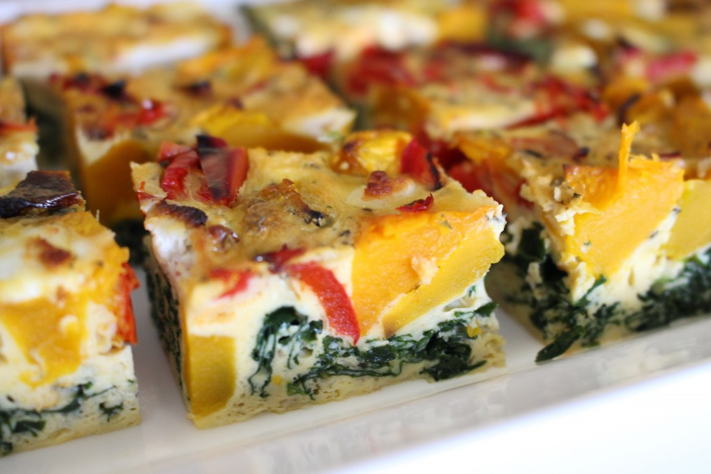 Vegetable Frittata - The Yummy Mummy Club