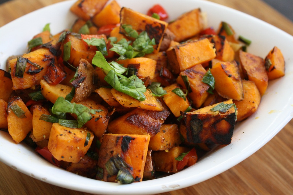 True Food Sweet Potato Hash Recipe